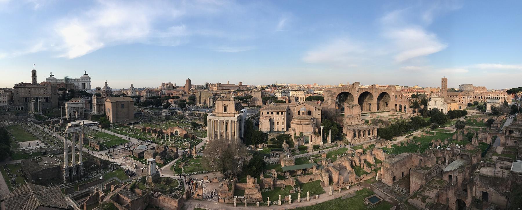 El lugar en el que la Antigua Roma cobra vida