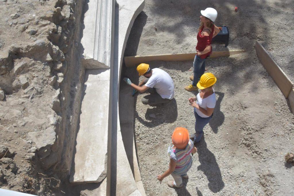 porta stabia tomba tumba pompeii