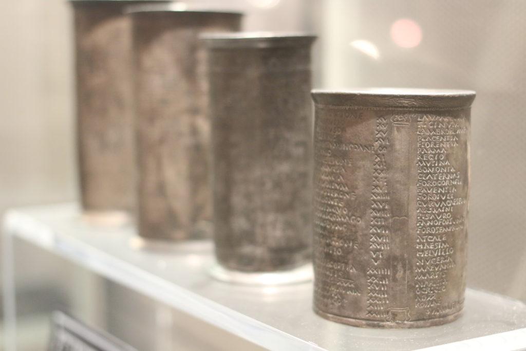 vasos de vicarello roma