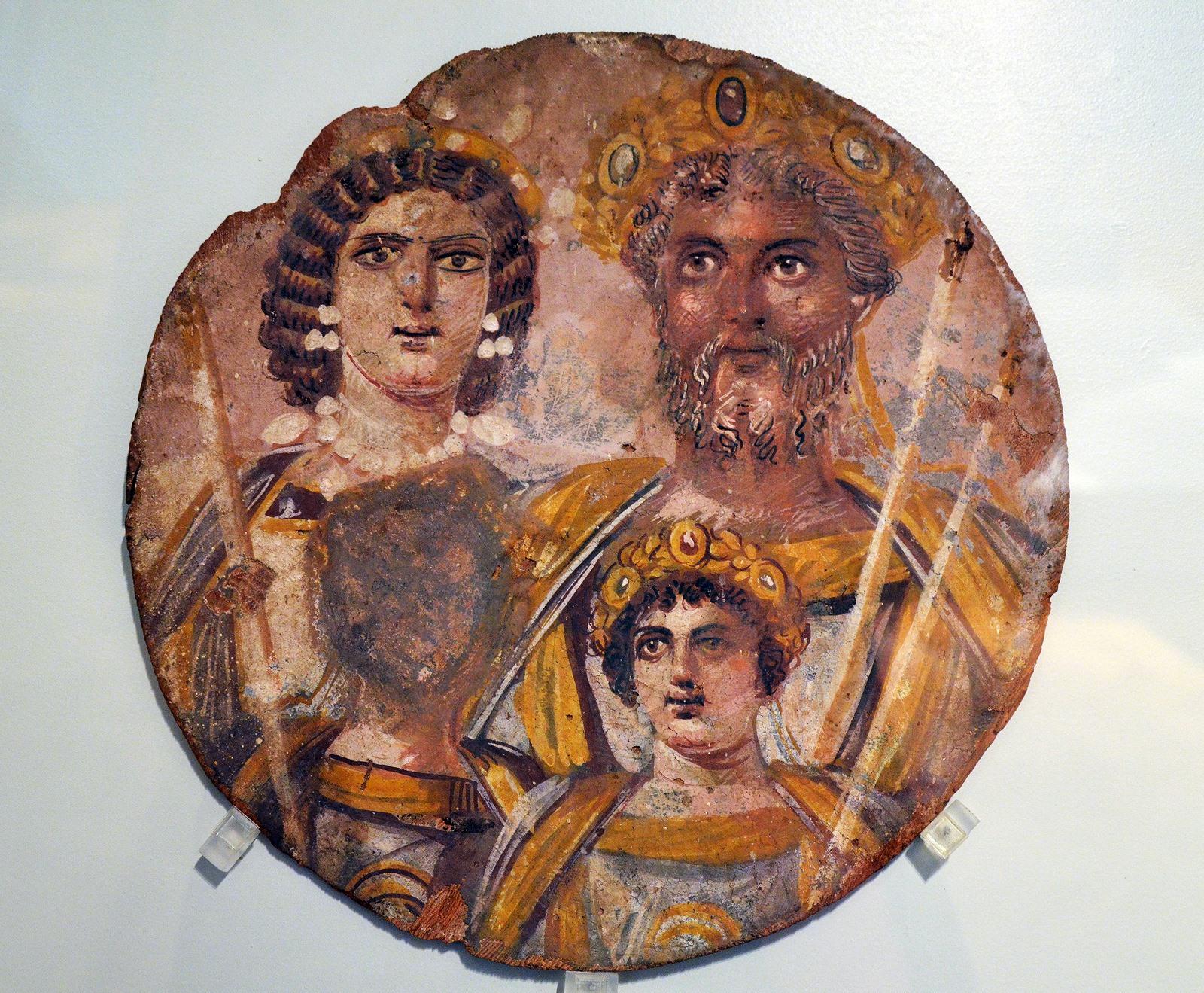 Roma Victrix, incluso contra el racismo…