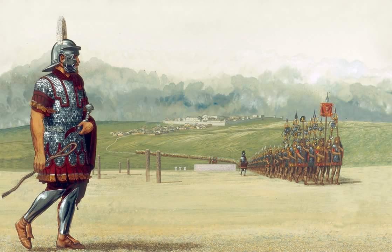 Pretorianos: la guardia personal del emperador
