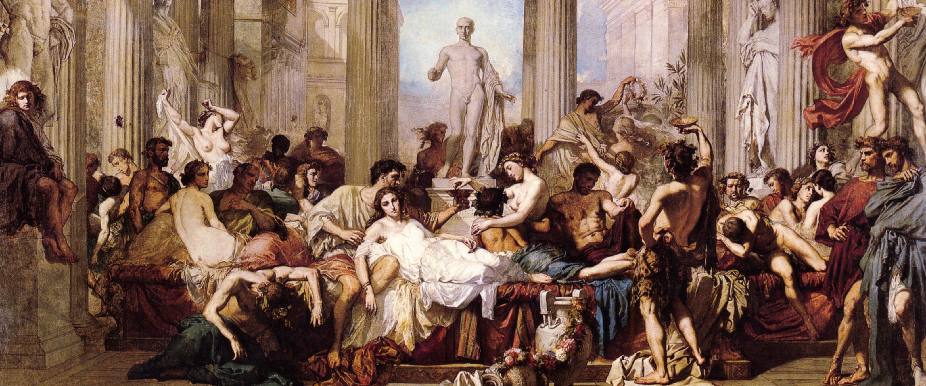 Saturnalia: el mejor día del año romano