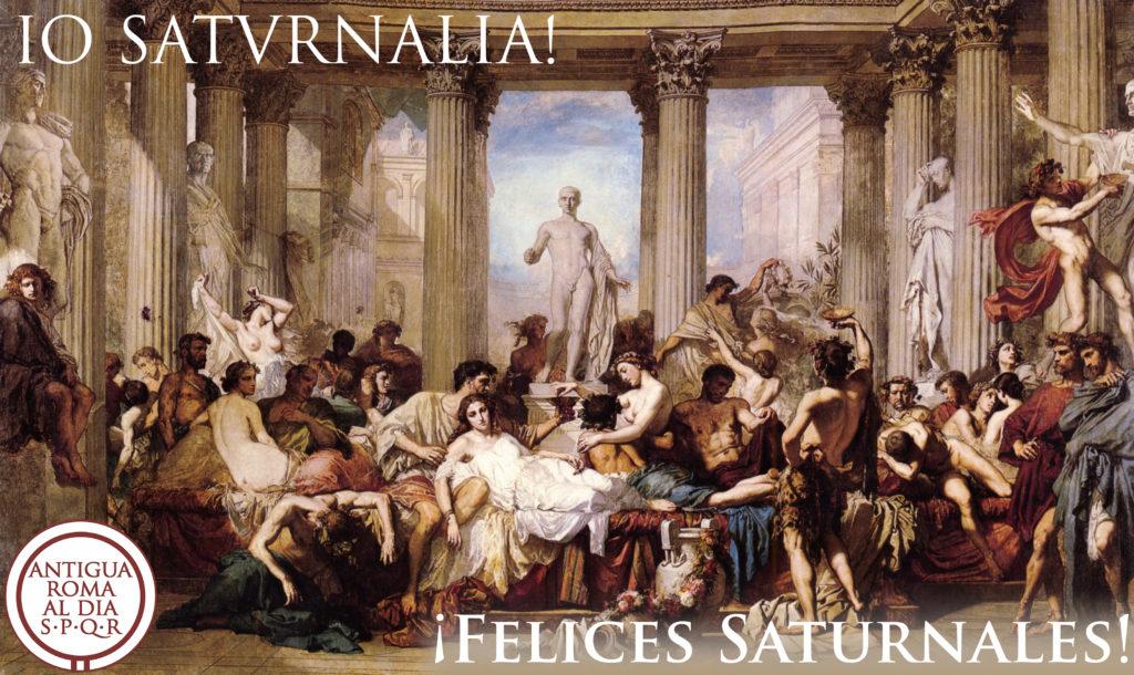 felices saturnalia
