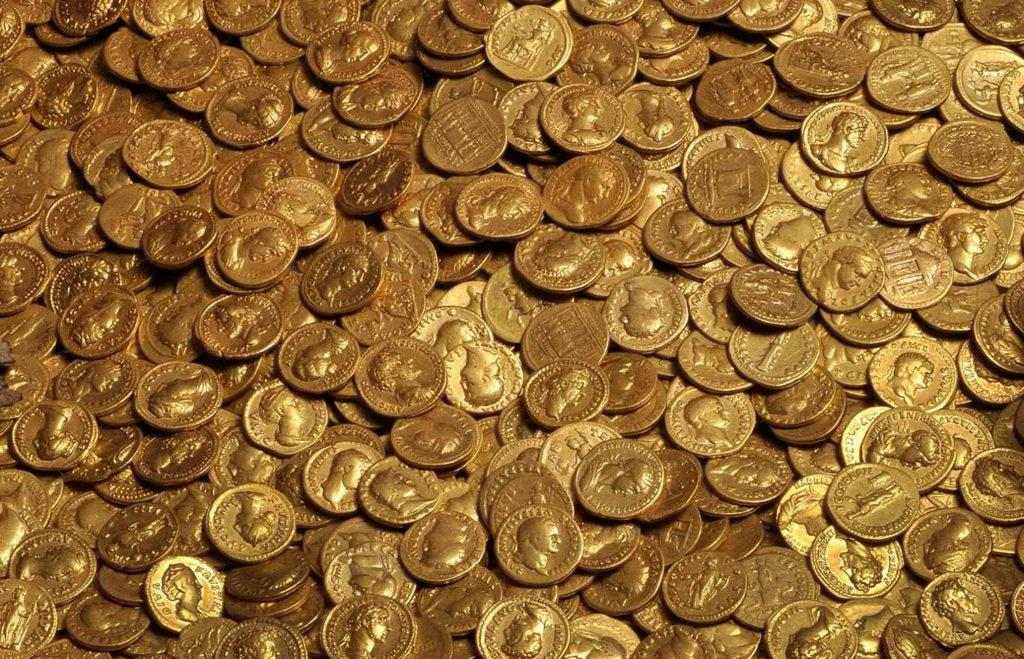 loteria tesoro aureos navidad
