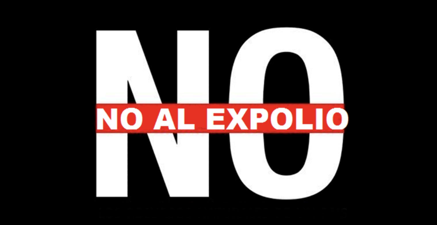 ¡Di NO al expolio arqueológico!