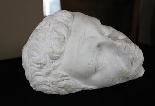 Divus Augustus descansa en el Museo de Navarra