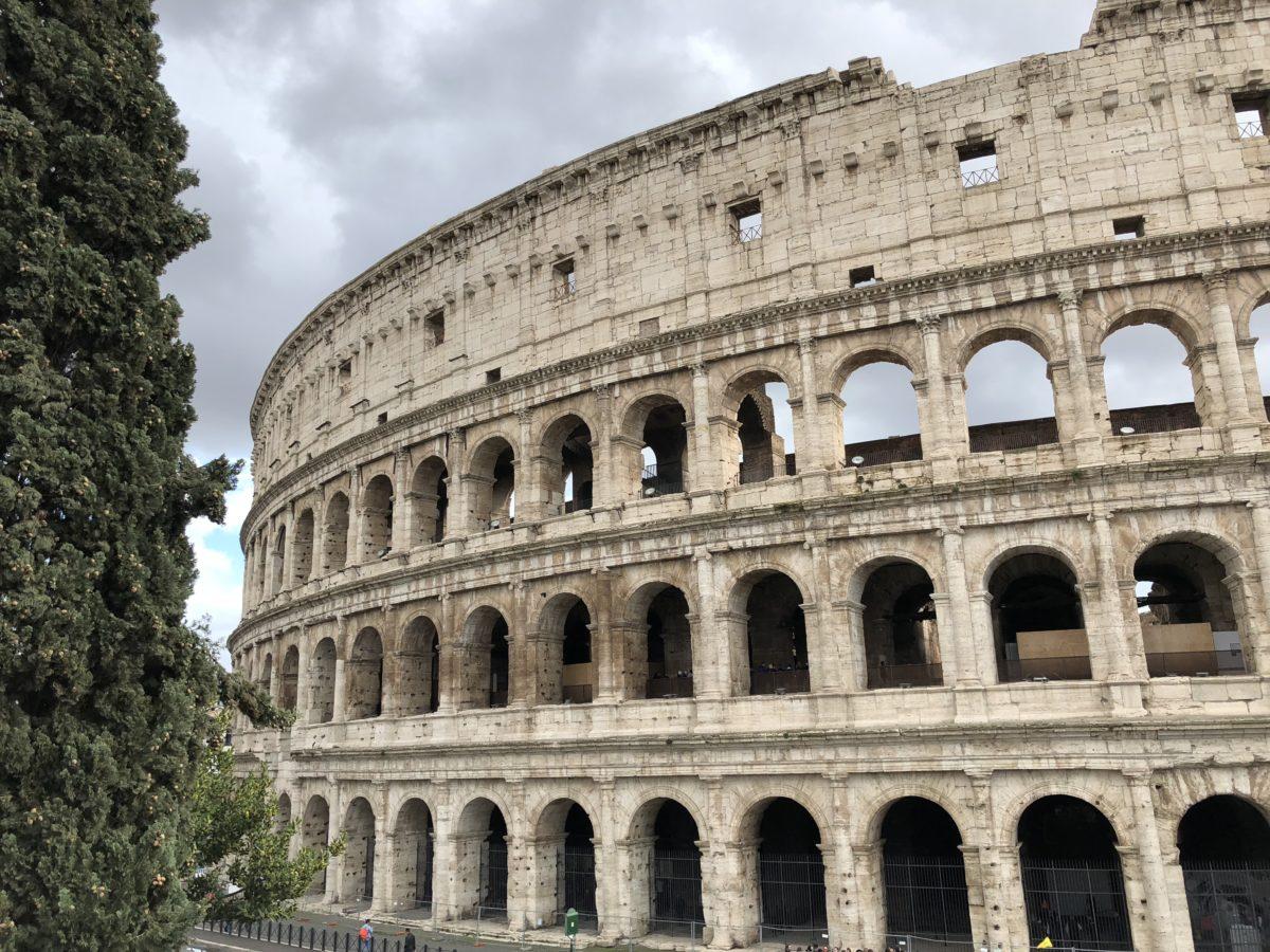 Coliseo Roma 2018