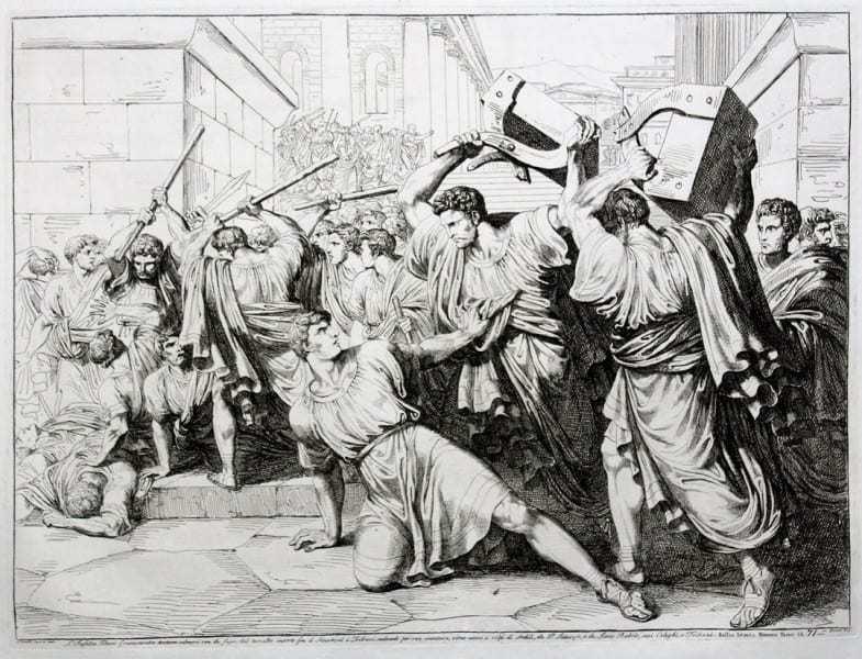 Los Graco y la revolución romana que acabó en crimen